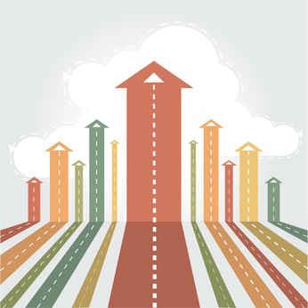 Management entreprise sur le long terme