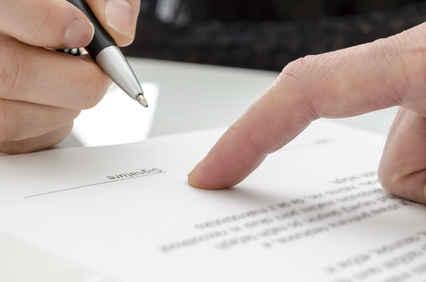 Avenant au contrat de travail