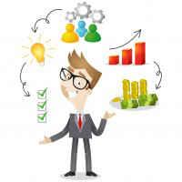 organisation d'entreprise existe dès qu'il y a process