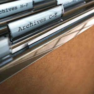 Conserver les archives papier au sein de l'entreprise