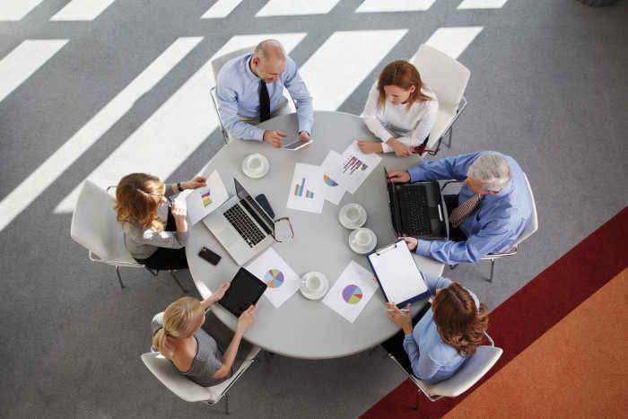 rationaliser l'entreprise par services