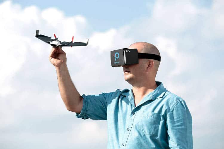 création d'entreprise drone