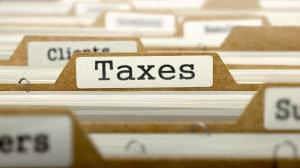 L'imposition de l'entreprise