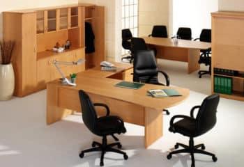 Les enseignes dédiées au meubles professionnels