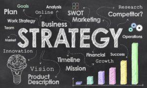 Une entreprise se développe dans un système économique concurrentiel