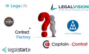 Quelle plateforme de création d'entreprise en ligne choisir?
