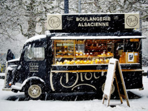 comment faire un business plan pour un Food truck