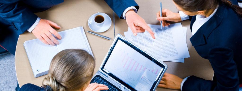 La création d'entreprise en ligne