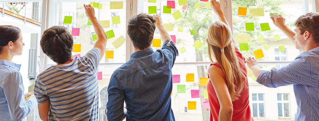 Le brainstorming : méthode créative