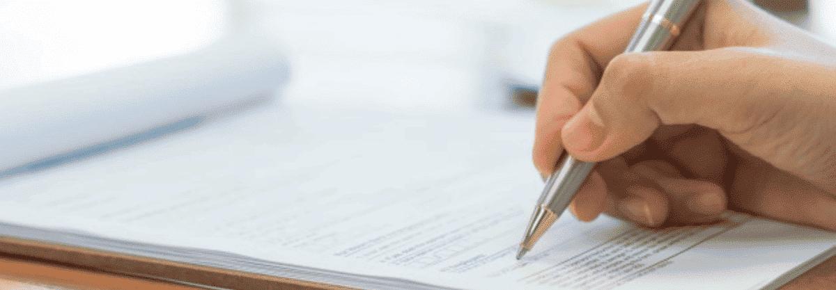Conditions générales de vente pour prestation de service