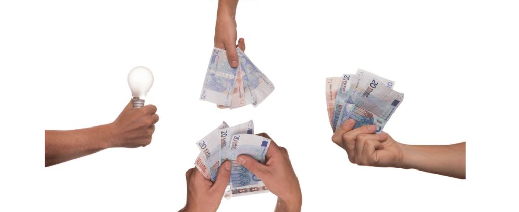 Les différentes formes de crowdfunding