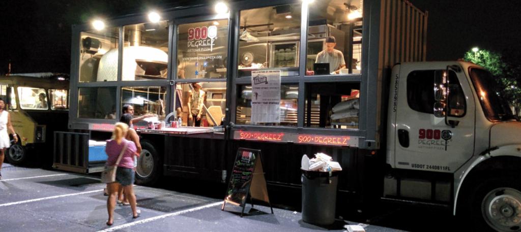 Ouvrir un camion pizza : autorisations pour commerce ambulant