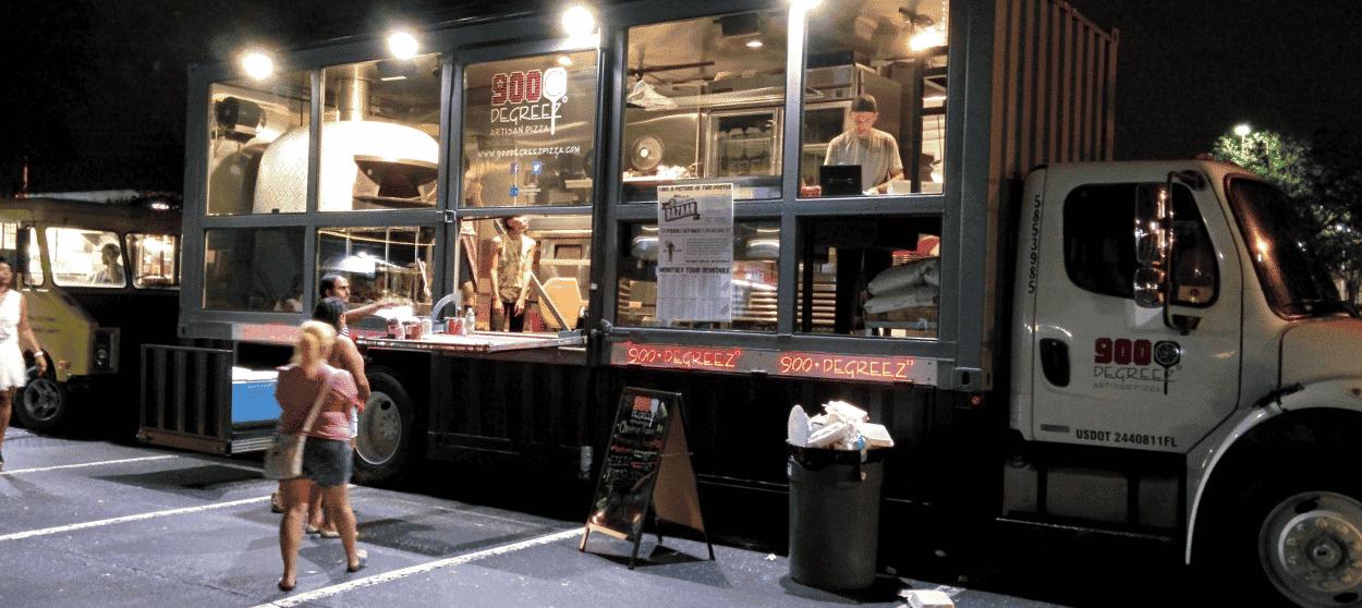 idées de food truck qui marchent