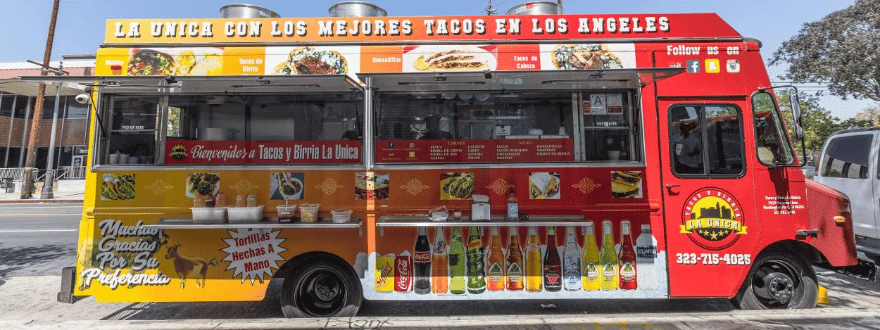 liquidation Food Truck