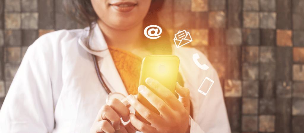 les messageries sécurisées de santé