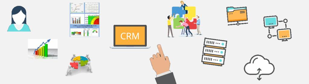 CRM tableau comparatif