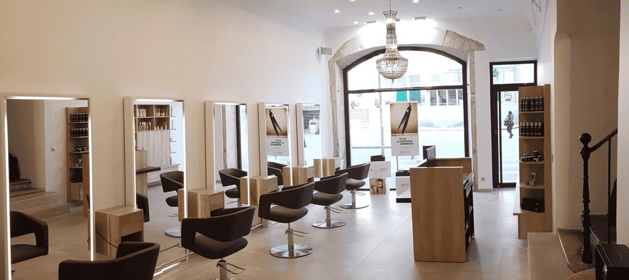 Formalités juridiques salon de coiffure