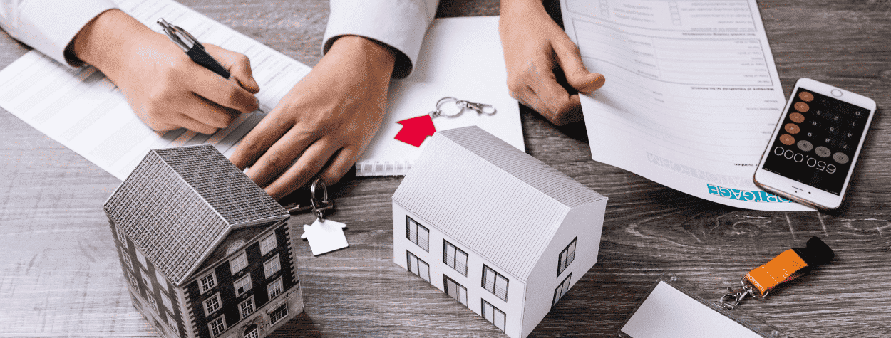 assurance agent immobilier