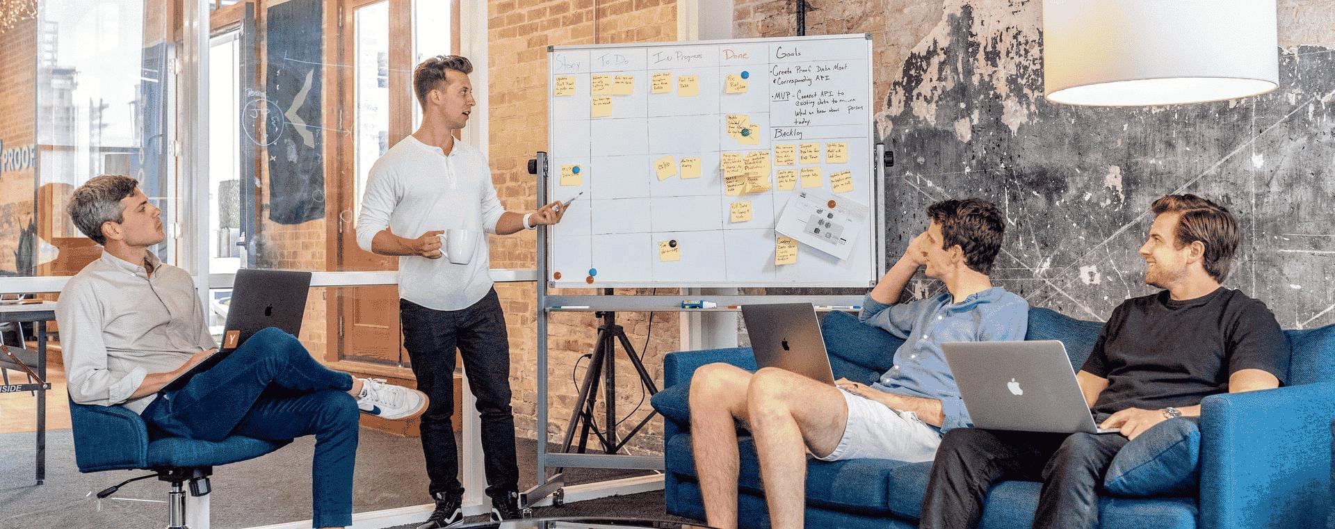étude de marché pour lancer votre startup