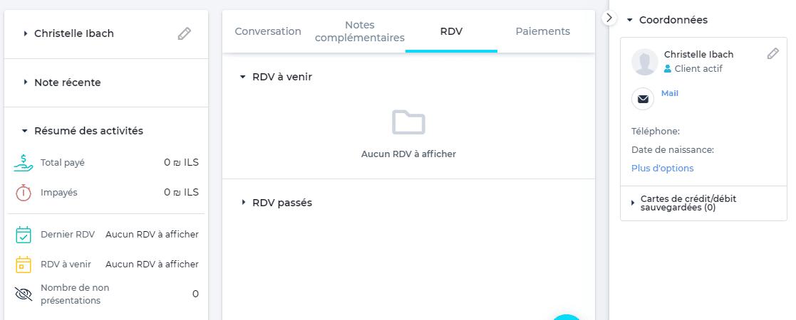 test et avis du crm et logiciel de trésorerie facturation VCITA