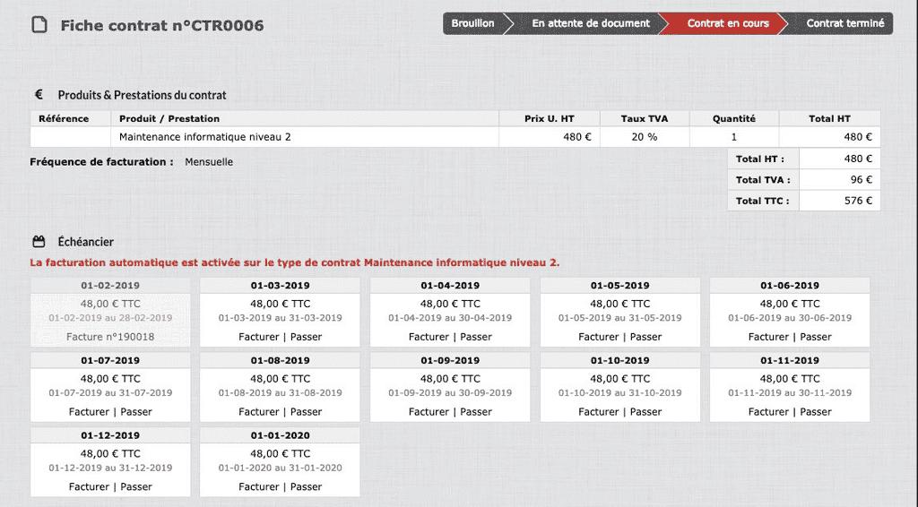 logiciel de gestion commerciale Kwixeo