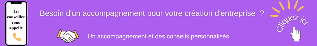Accompagnement creation entreprise
