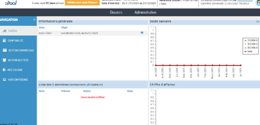 Test et avis de Itool logiciel de facturation